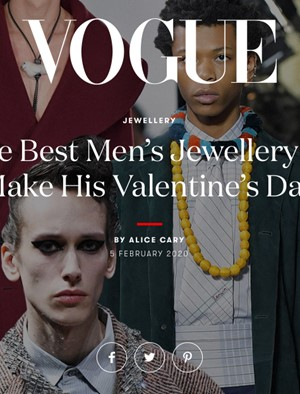 Vogue - The Best Men